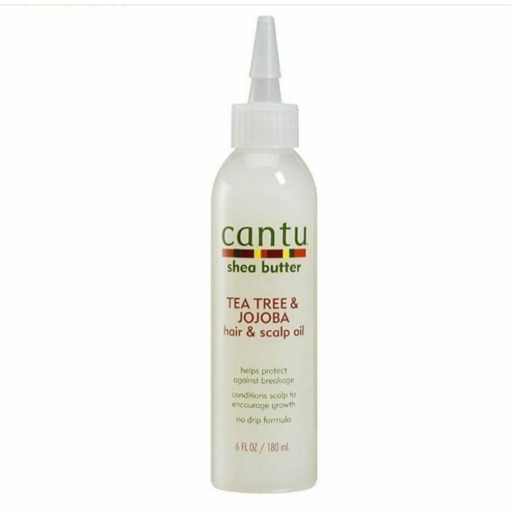 Cantu Tea Tree, Jojoba Oil Hair and Scalp Oil