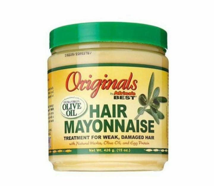 Originals Hair Mayonnaise