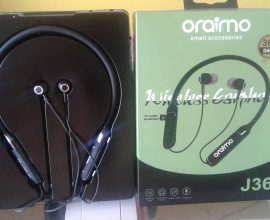 oraimo wireless headset