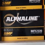 Alphaline Battery 57220 15 PLATES