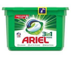 ariel washing pod