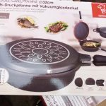 German Chef Grill Pan 2 in 1