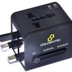 Goldentec Universal Adapter/Converter/Charger