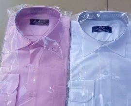 pink mens shirt