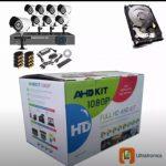 8 Channel Surveillance Cameras