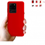 Quality Silicone Cover Samsung S20 Ultra