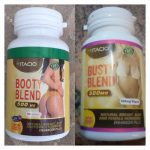 Busty & booty blend Enhancer capsules