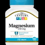 21st Century Magnesium Tablets