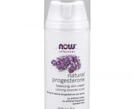 now natural progesterone