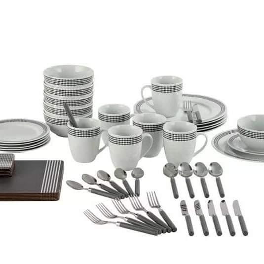 Dinner Set 60 Pieces