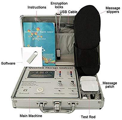 Massage Therapy Quantum Machine