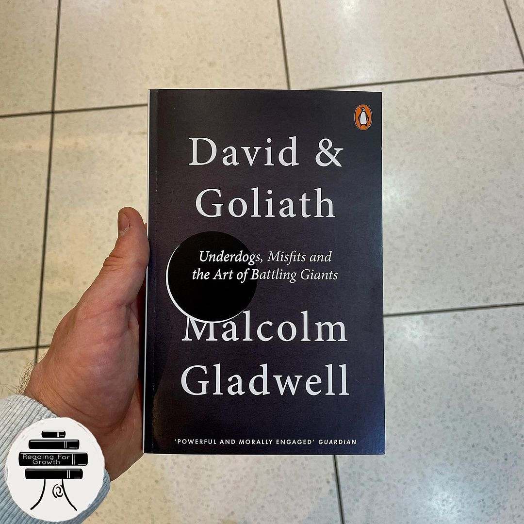 David And Goliath Book By Malcolm Gladwell