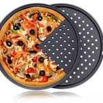 Pizza Pan With Holes