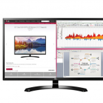 LG 32MA70HY 32 Inch Full HD IPS Monitor with Display Port and HDMI Inputs