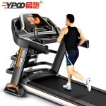 Treadmill With Massager