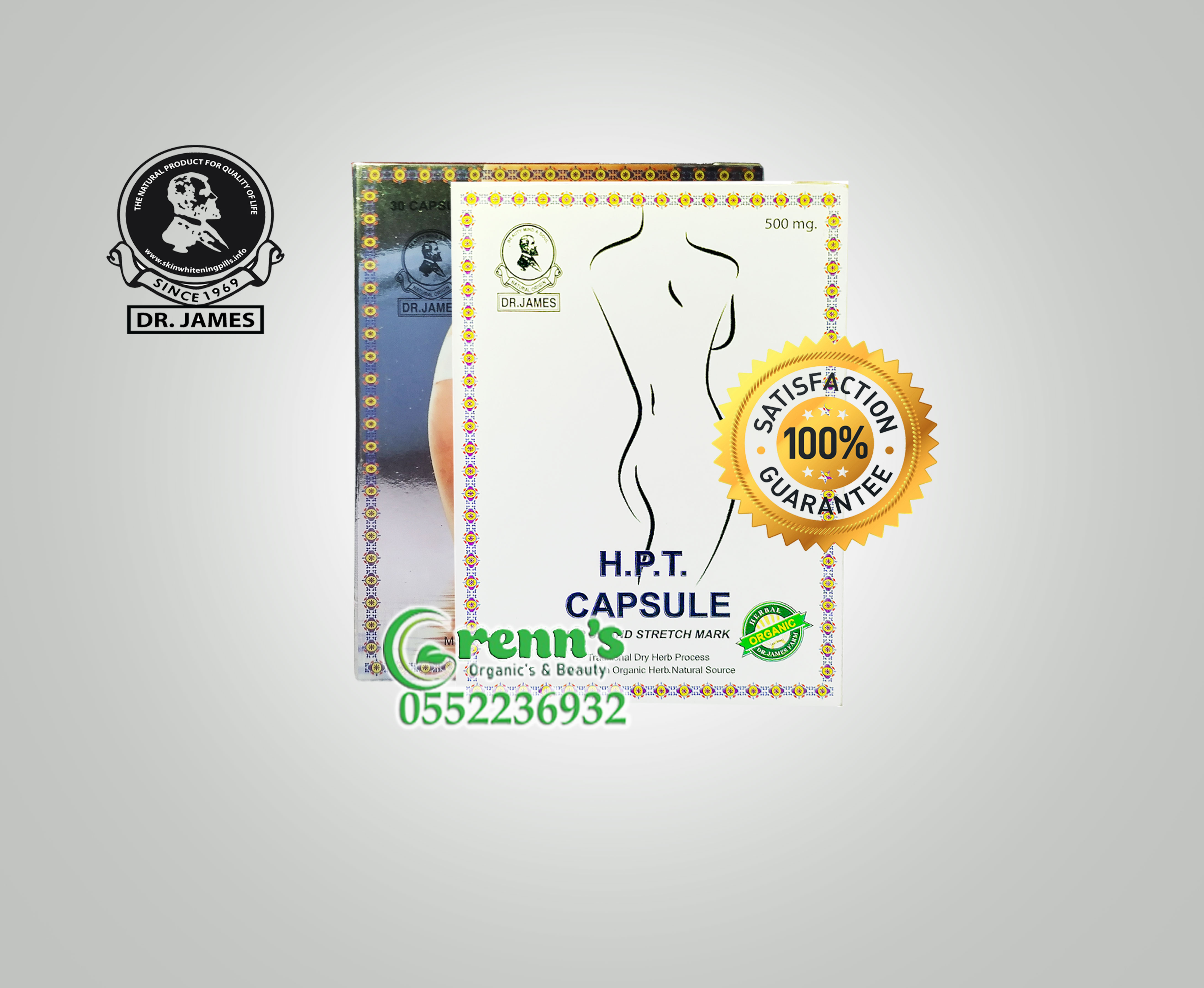 Dr james butts and hips enlargement pills