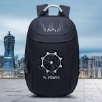 High Quality  Anti-theft PL Power Laptop BackPack