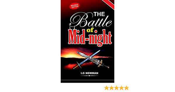 The Battle Of Midnight Book