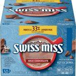 Swiss Miss Milk Chocolate (Box of 50)