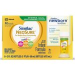 Similac NeoSure Infant Formula with Iron For Babies Born Prematurely