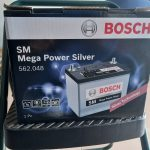 Bosch 13 Plates Car Battery 562.048