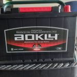 Aokly Car Battery 56618 13 Plates