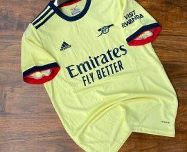 arsenal third jersey