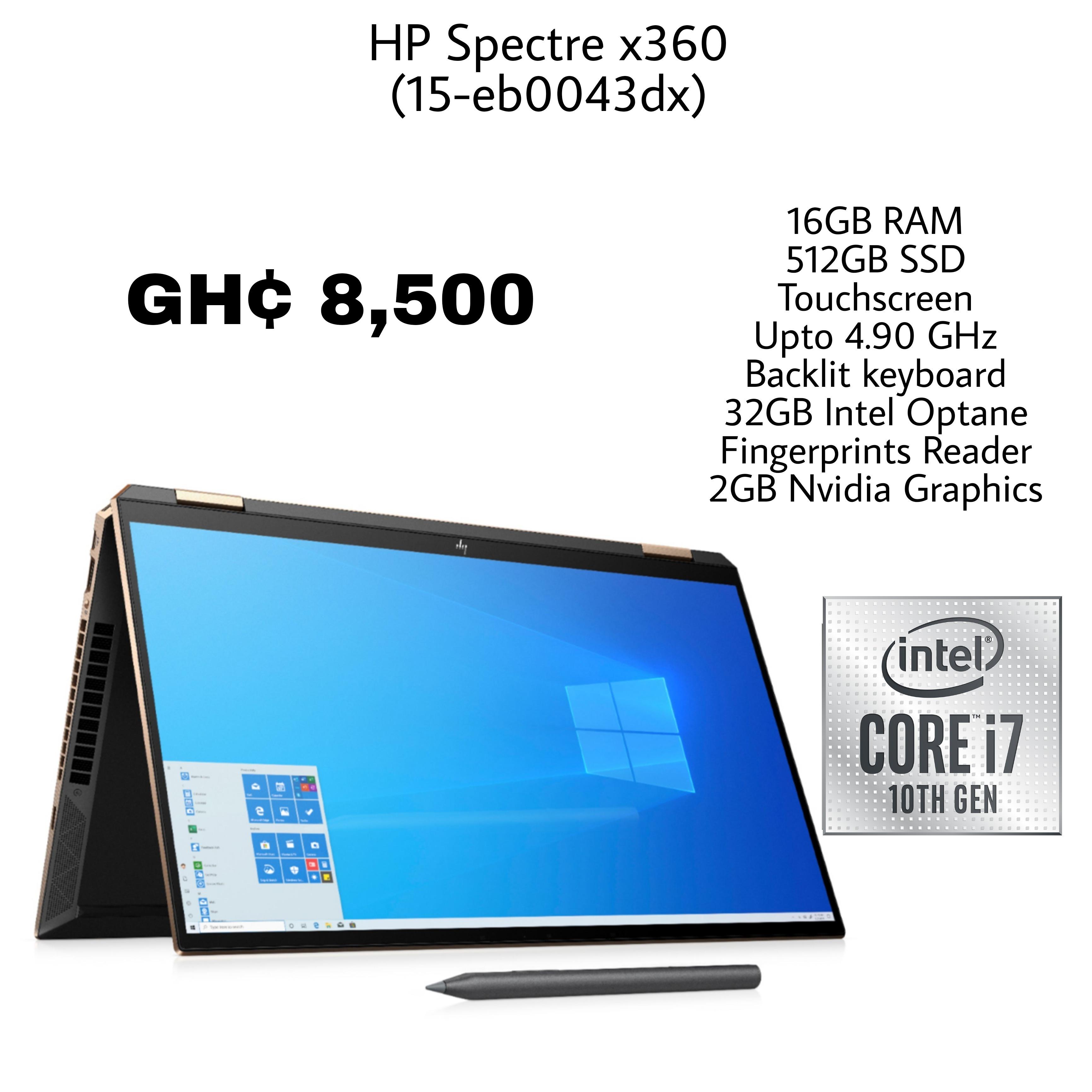 hp spectre core i7