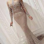 Shiny Long Dress