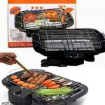 Electronic Barbecue Grill