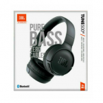 JBL T500 – On Ear Lightweight Headphones with Built-In Microphone