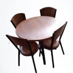4 Seater Dining Set