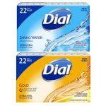 Dial Antibacterial Deodorant Bar Soap (22 bars)
