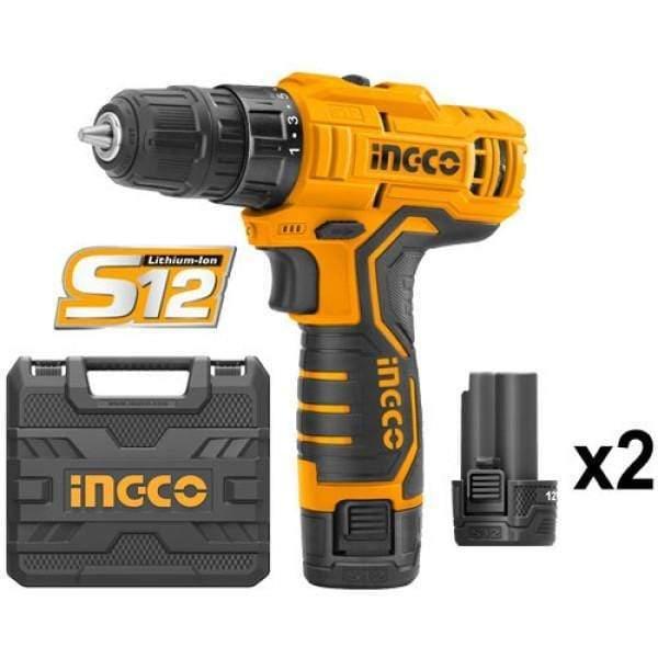 ingco cordless drill