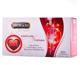 hemani live natural mixture of herbs