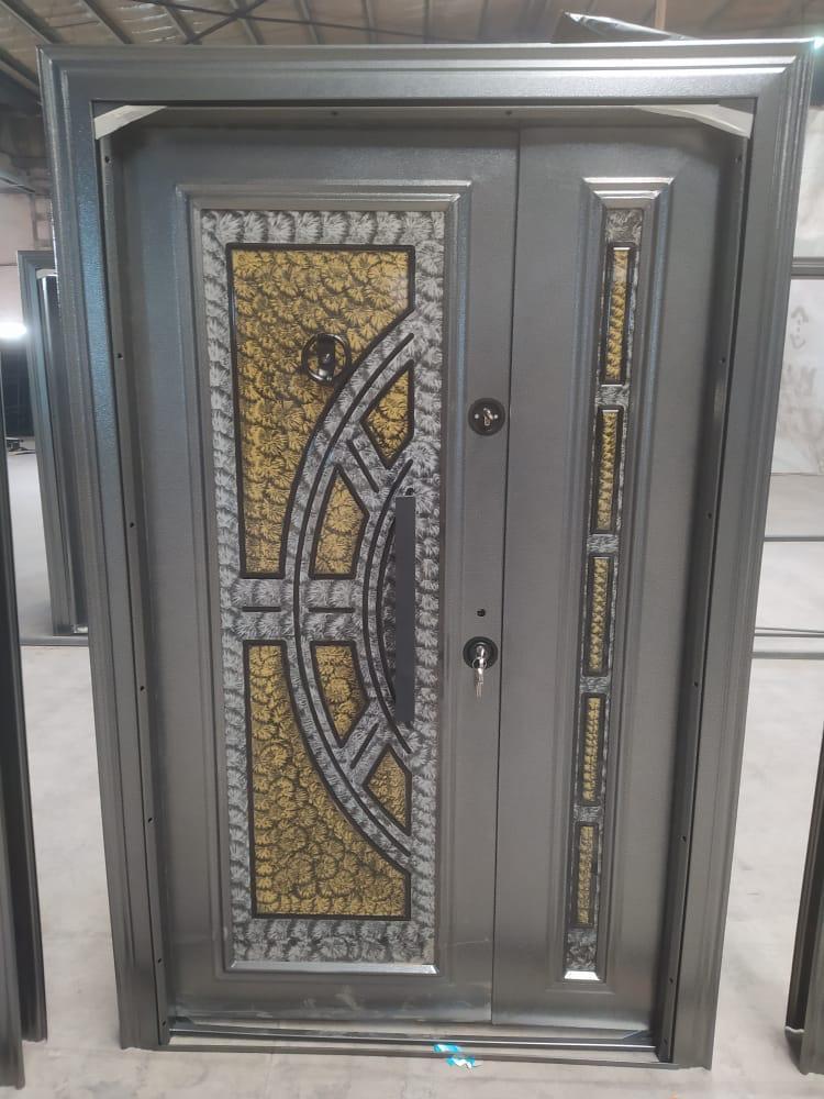 One and Half Turkish Security Door In Ghana