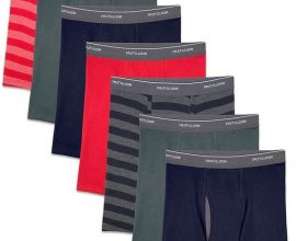 fruit of the loom boxer shorts
