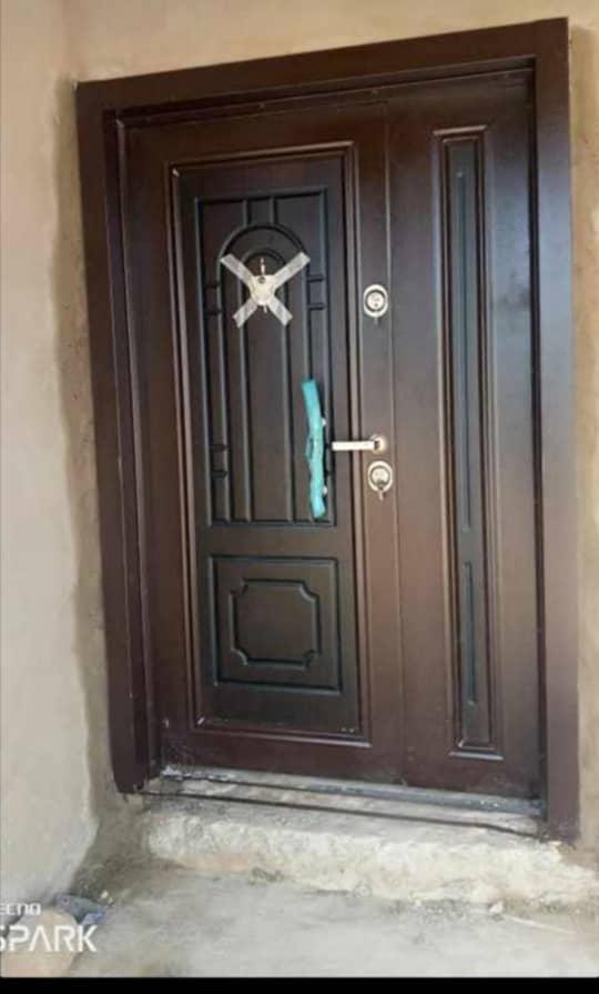 High Grade Turkish Security Door