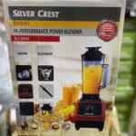 Silver Crest Commercial Blender SJ-2002