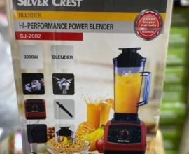 silver crest blender price in ghana