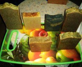 turmeric soap in ghana
