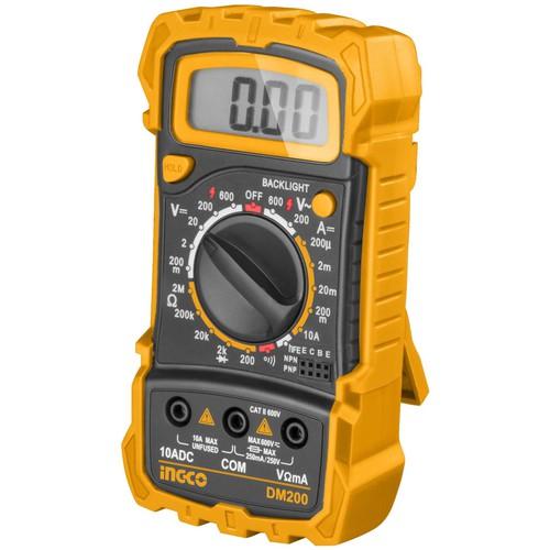 Digital Multimeter Catiii 600v