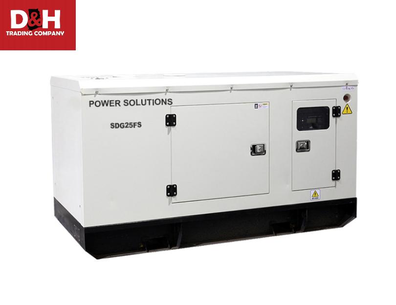 Power Solutions Diesel Generator 25kva