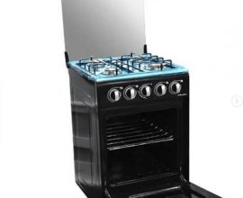 4 burner gas cooker with oven in ghana