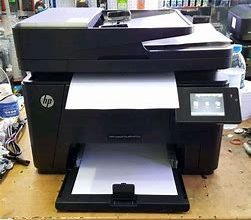 used colour printer