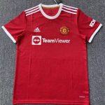 Manchester United Home Jersey (2021/22)