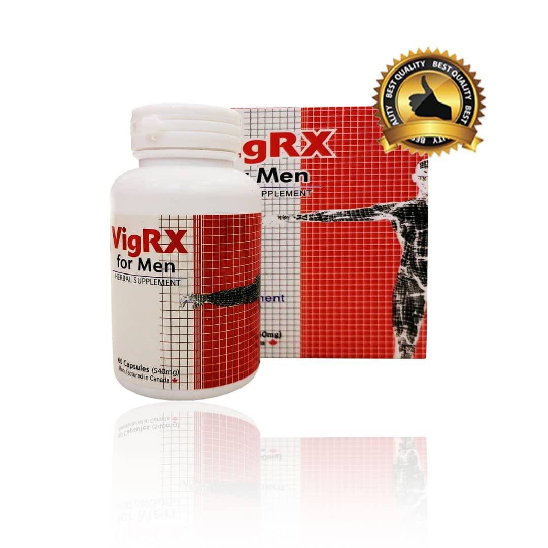 Vigrx For Men Penis Enlargement Capsules