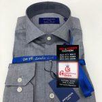 Grosvenor Grey Mens Shirt