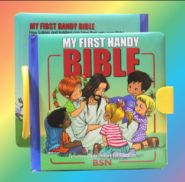 My First Handy Bible (Hardcover)
