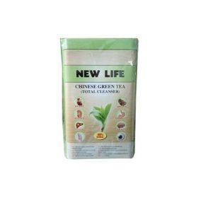 new life chinese green tea